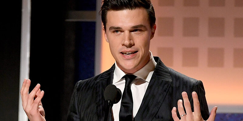 Finn Wittrock nominated for the Critics Choice Super Awards